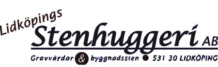 Gravstenar i Jönköping Logotyp